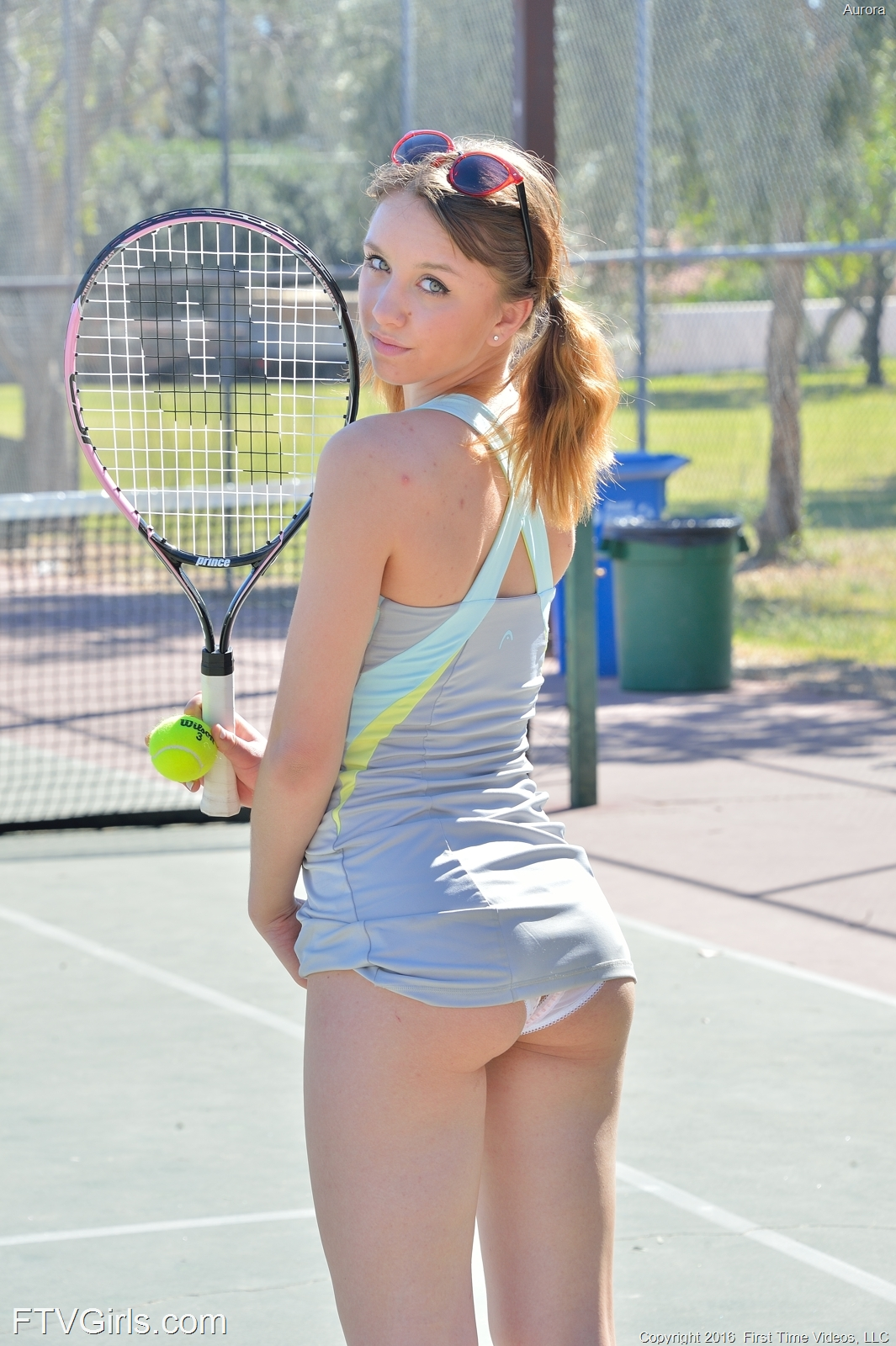 Ftv Girls Aurora-Ii Kinky On The Court - Ftvgirlscom-1500
