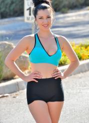 Carrie Hot Summer Run Picture 4