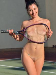 Carrie-II Buttalicious Tennis Picture 10