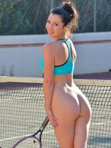 Carrie-II Buttalicious Tennis Picture 3