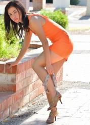 Lucie-II Supercute In That Dress Picture 7