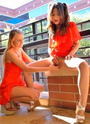 Melody-Harley-II Teen Beauties In Red Picture 5