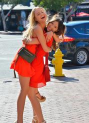 Melody-Harley-II Teen Beauties In Red Picture 7